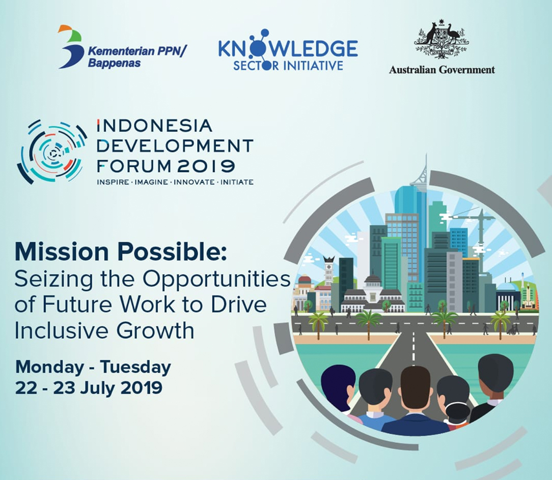 Indonesia Development Forum 2019
