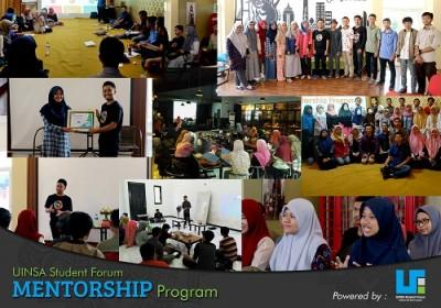 Mentorship Program: Mempersiapkan Modal Manusia di Era Disrupsi