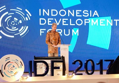 IDF 2017 : Day 1 - Welcoming Remarks