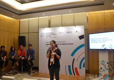 IDF 2017 : Day 1 - Breakout Session @ Yogyakarta Room