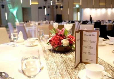 IDF 2017 : Day 1 - Gala Dinner
