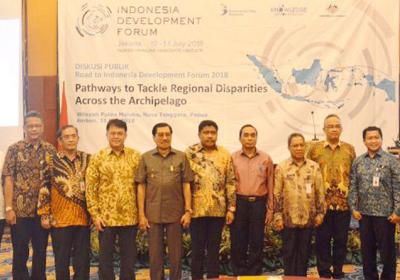 Pemprov dukung penuh Bappenas RI perhatikan Indonesia Timur