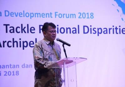 Road to Indonesia Development Forum 2018 di Banjarmasin