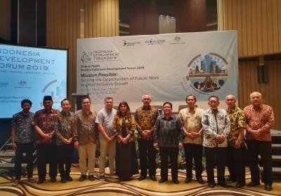 Gelar Diskusi Di Semarang, Bappenas Gali Gagasan Kejar Peluang  Kerja Masa Depan Dan Pertumbuhan Inklusif