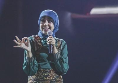 Dianggap 'Murahan', Sakdiyah Ma'ruf Tepis Lawan Stigma Negatif Komedian Tunggal Perempuan