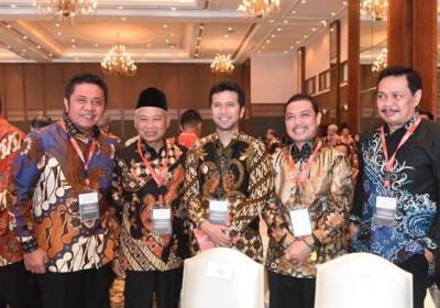 Hadiri Indonesia Development Forum 2019, Herman Deru Harapkan Daerah Lebih Kreatif