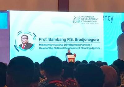 Bappenas: Indonesia Bisa Jadi Negara High Income Country
