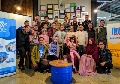 Pitch Competition Winner IDF 2019: Yeti Yuli Astuti, Membangun Ruang Kolaborasi, Melahirkan Seratus Lebih Usaha Kecil