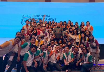 Relawan IDF 2019: Peran Pemuda Menyerap Ilmu, Membangun Pengalaman