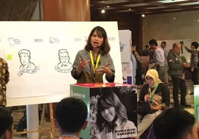 Pembicara Terpilih IDF 2019: Bianca Putri Ramadhani Sambut Revolusi 4.0 di Industri Tekstil dengan BRIDG.IT