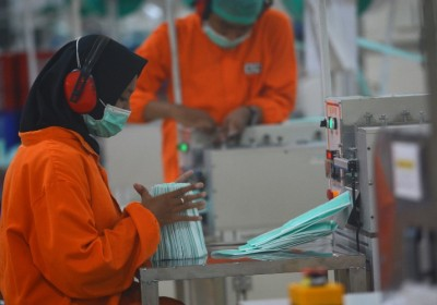 Pemulihan Sektor Industri Usai COVID-19