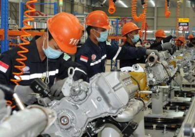 Teknologi Robotik Dorong Industri Otomotif Masuki Revolusi 4.0