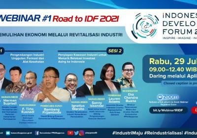 Pemulihan Ekonomi Lewat Revitalisasi Industri
