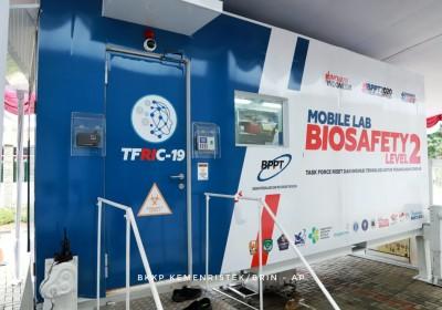 Dorong Industri Alkes, Inovasi BPPT Tangani Pandemi