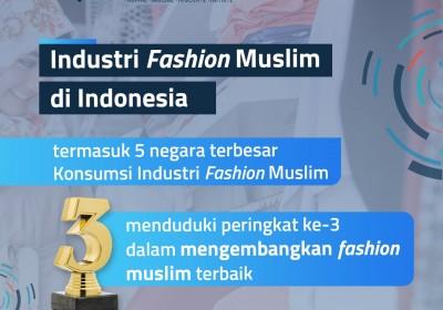 Kerek Daya Saing Industri Fashion, Kemenperin Ciptakan Desainer Kompeten