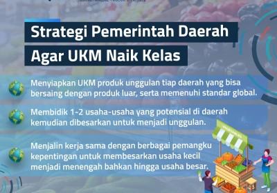 Pemerintah Daerah Kembangan Produk UKM Unggulan