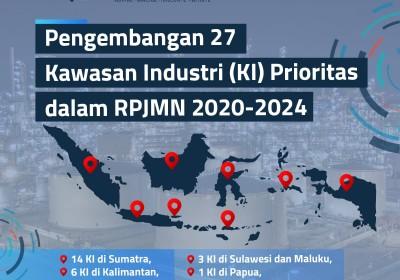 Kemenperin Pacu Pengelola Kawasan Industri Ekspansi