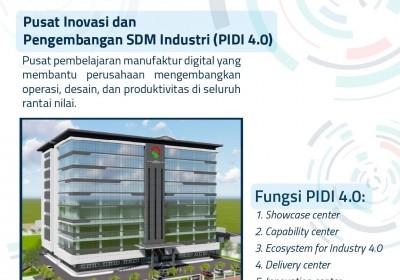 Manfaatkan PIDI 4.0, SDM Industri Adopsi Teknologi Teranyar