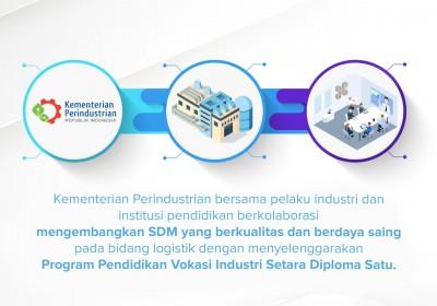 Gandeng Asosiasi, Kemenperin Cetak SDM Kompeten Bidang Logistik