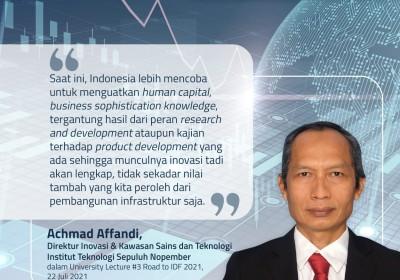 Teknologi Kunci Pemerataan Pertumbuhan Pusat Ekonomi Baru