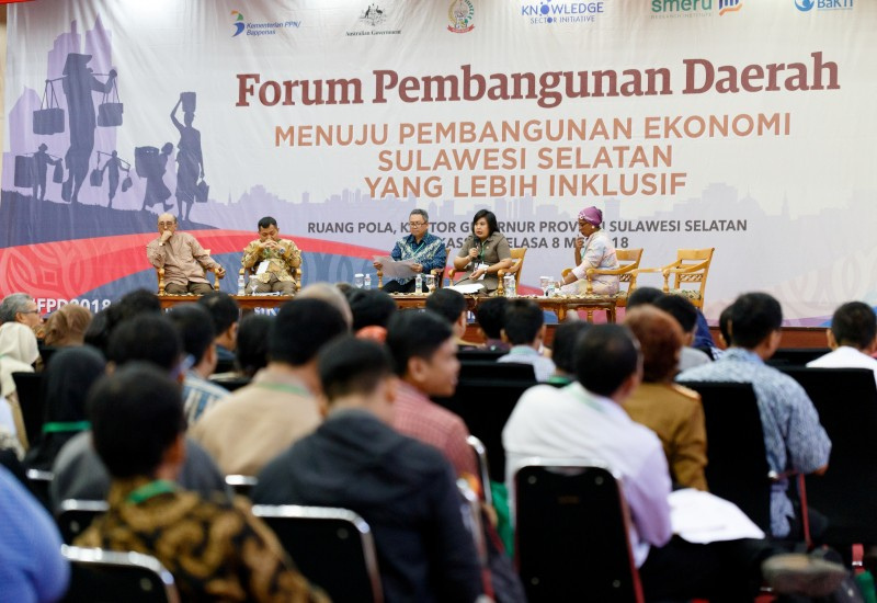 Road to IDF Forum Pembangunan Daerah