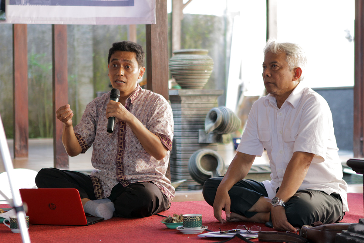 Road to IDF 2017 - Ketimpangan Perdesaan & Perkotaan di Yogyakarta