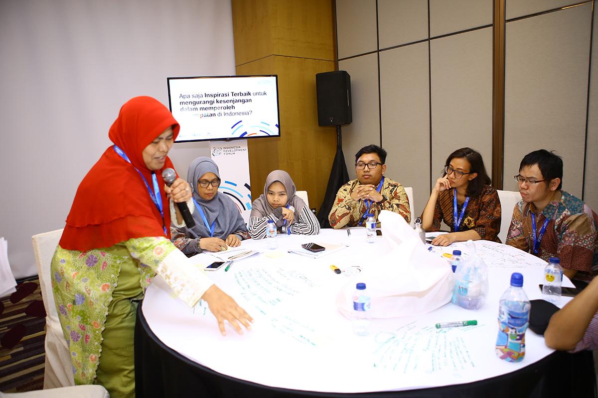 IDF 2017 : Hari Pertama - Breakout Session @ Padang Room