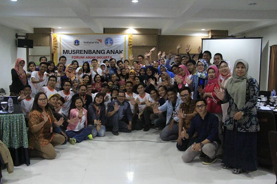 Pembangunan yang Layak Anak dimulai dari Forum Anak