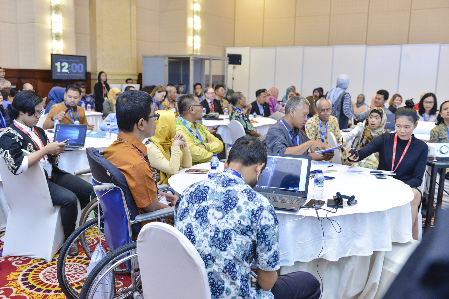 Special Session II: Disability, Policy and Services: Regional Disparities in the Indonesian and Australian Experience