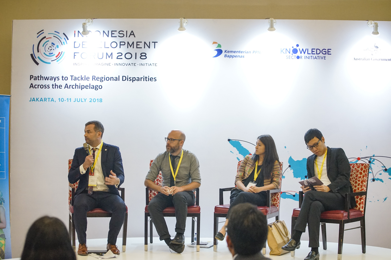 Special Session VII: Narrowing the Gaps at the Periphery by Harnessing the Potential of Social and Creative Economy (British Council)