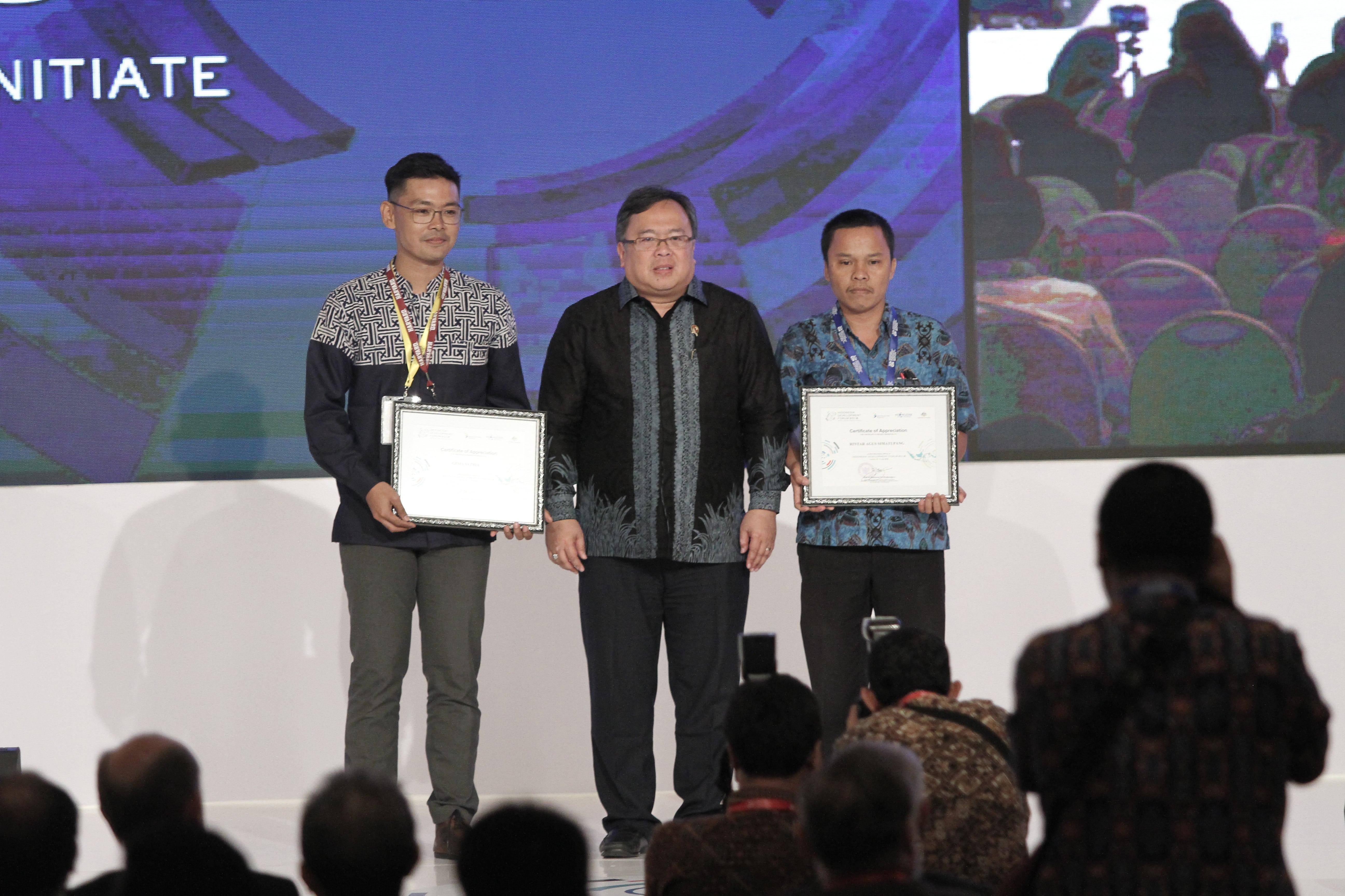 Penutupan Indonesia Development Forum 2018
