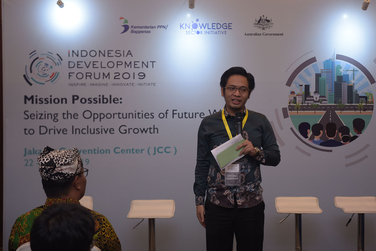 IDF 2019 - Special Session: Indonesia Development Channel
