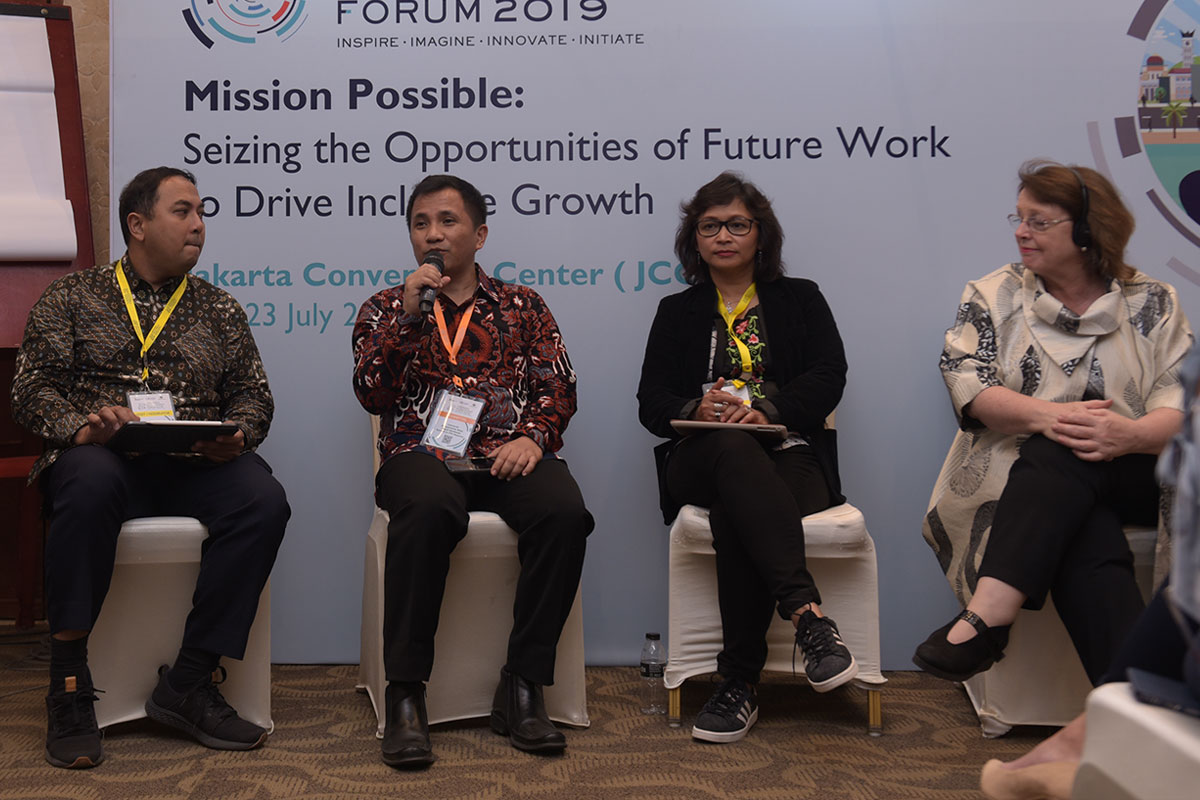 IDF 2019 - Special Session: Ask the Experts – Social Enterprise Policy Consultation – Fostering Social Enterprise