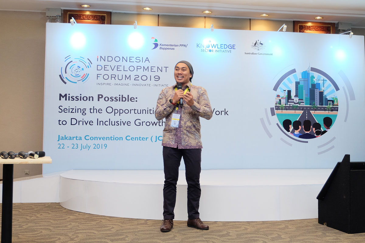 IDF 2019 - Inspire 3: Creating Inclusive Employment Opportunities